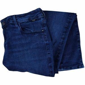 Mavi Gold Alexa Ankle Skinny Jeans